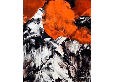 Samuel Pauco - Contemporary artist, painter